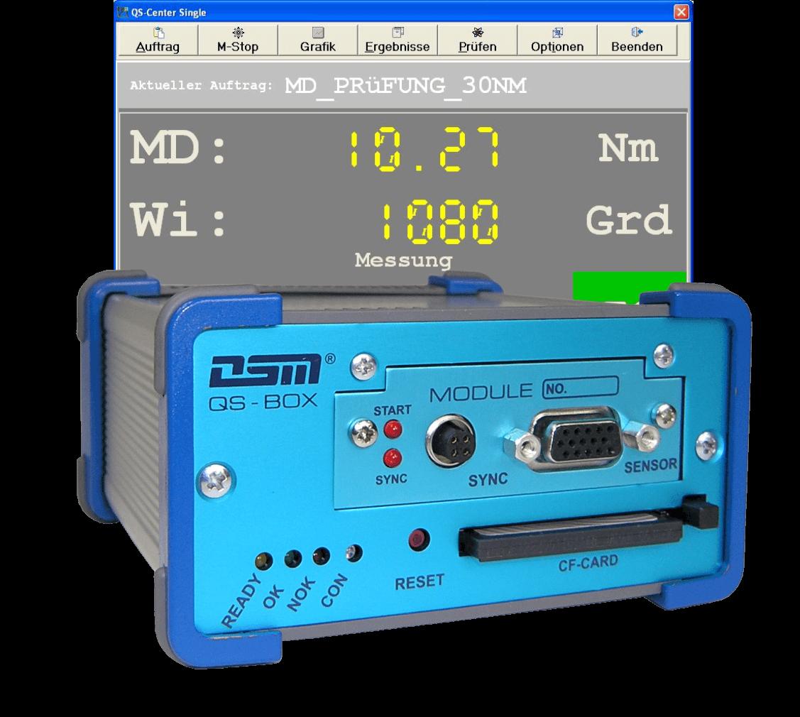 QS-Center-Software