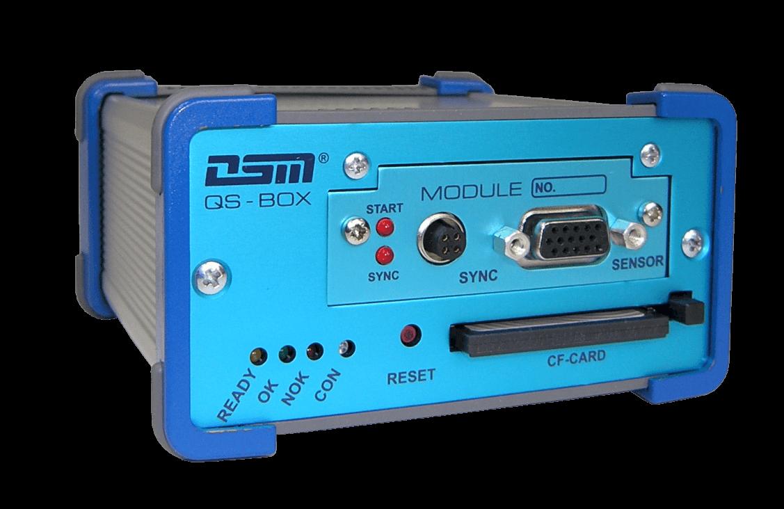 QS-Box Messtechnik